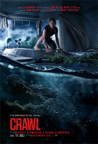 Crawl (2019) (movie review)