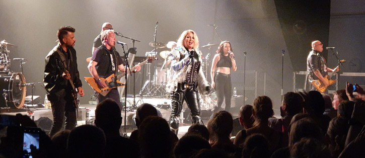 Kim Wilde - Roskilde Kongrescenter, Live, 2019-06-06 (concert review)
