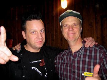 KP and Jason Ringenberg