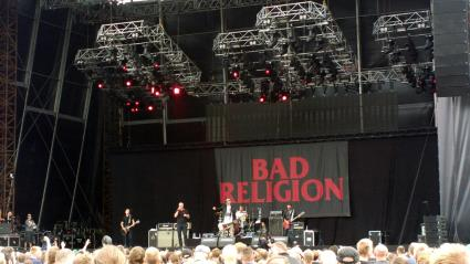 Copenhell 2014,Bad Religion