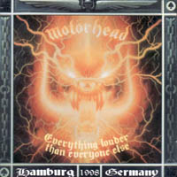 Motörhead - Everything Louder Than Everyone Else (live)