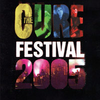 The Cure - Festival 2005 (live, dvd)
