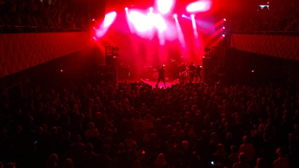 Pop Evil (support), Vega, Copenhagen, 2015-06-08