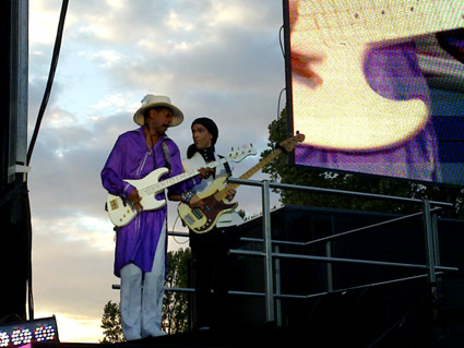 Prince Larry Graham NPG Festival Copenhagen 2011 Day 2