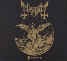 New records added to my collection - Daemon (ltd. mediabook edition)