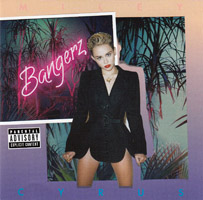 New records added to my collection - Bangerz (Deluxe Version)