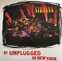New records added to my collection - MTV Unplugged In New York