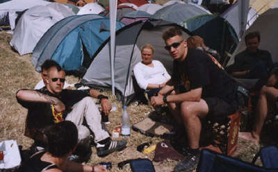 Camp convenience 2001