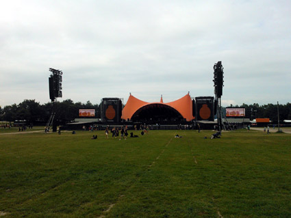 Roskilde Festival 2012 - Orange Stage