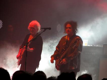 The Cure, Apollo Hammersmith, London, Sunday 2014-12-21