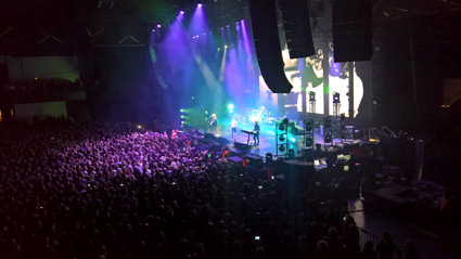The Cure, Forum, Copenhagen, Friday 2016-10-14