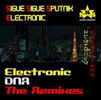Sputnik2 / Degville - ELECTRONIC DNA - The Remixes