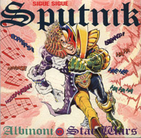 Sigue Sigue Sputnik - ALBINONI VS. STARWARS