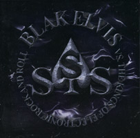 Sigue Sigue Sputnik - BLAK ELVIS vs. The Kings of Electronic Rock and Roll