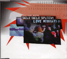 Sigue Sigue Sputnik - LOVE MISSILE F1-11 (westbam remix)