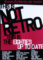 Sigue Sigue Sputnik - THIS IS NOT RETRO (this is the eighties up to date)