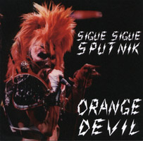 Sigue Sigue Sputnik - ORANGE DEVIL - live in Scotland '86 ?