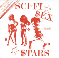 Sigue Sigue Sputnik - SCI-FI SEX STARS (album)
