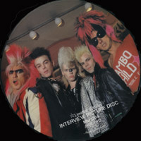 Sigue Sigue Sputnik - THE TRIAL OF TONY JAMES - myth or reality
