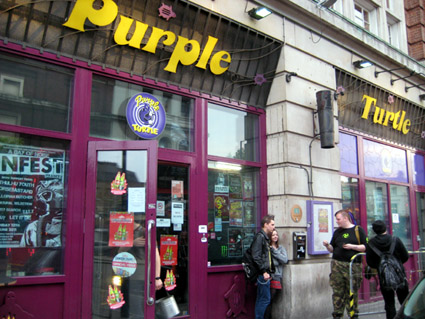 The Purple Turtle, Camden