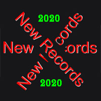 New records added to my collection - 2020 (music comment)