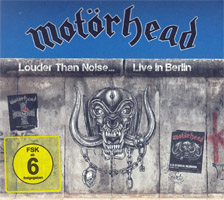 "Motörhead :  ""Louder Than Noise... Live in Berlin"", CD+DVD (dvd/bluray review)"