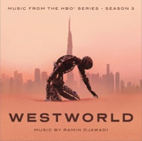 New records added to my collection - Westworld - Season 3 (Music from the HBO Series)